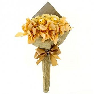 Букет конфет из 7 «Ferrero Rocher»